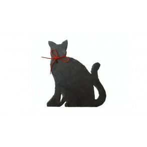 Mačička z bridlice 19x17 cm typ III.