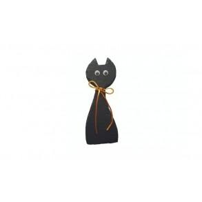 Kočička z břidlice 19x7 cm typ II.