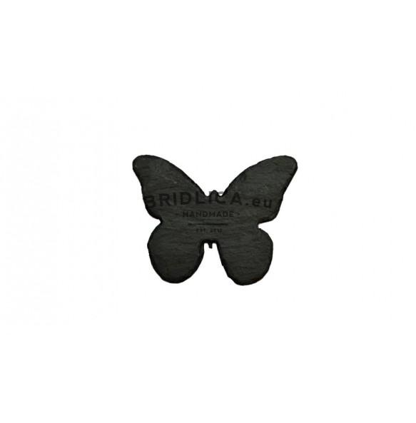 Motýľ z bridlice 11x8,5 cm typ III. - Zvieratá
