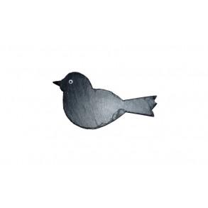 Bridlicový vtáčik 19x11 cm typ II.