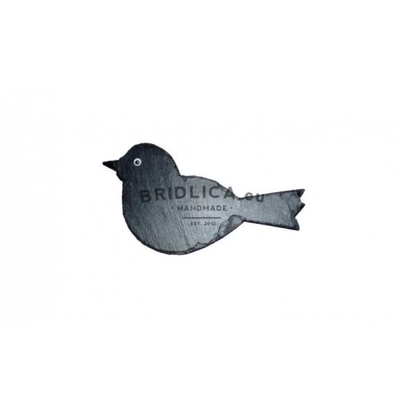 Břidlicový ptáček 19x11 cm typ II. - Zvířata