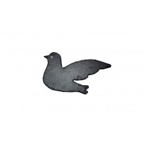 Břidlicová holubice 15x9 cm typ II.