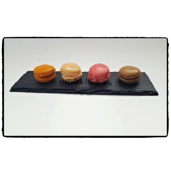 Slate Serving Plate MINI 26x7 cm type C. - Plates
