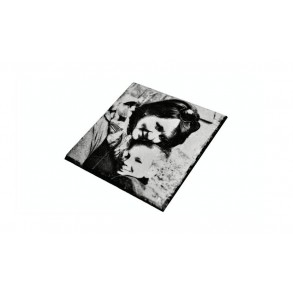 Photo on slate - square 1 piece, 12x12cm, 14x14 cm