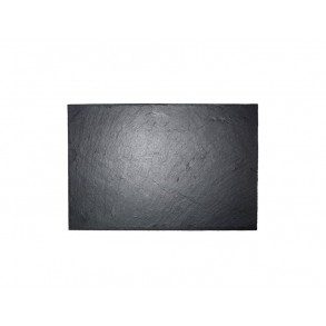 Slate Serving Plate 30x20 cm type A.