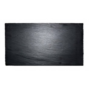 Slate Serving Plate 60x30 cm type G.