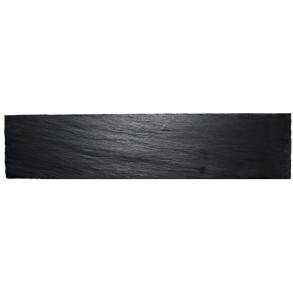 Slate Serving Plate 50x18 cm type G.