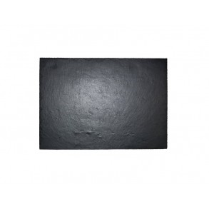 Slate Serving Plate 40x25 cm type I.