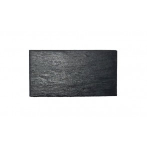 Slate Serving Plate MINI 19x10 cm type A.