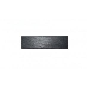 Servírovacia doska z bridlice MINI 26x7 cm typ C.