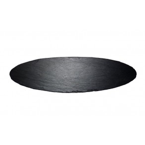 "Slate Serving Plate ""ATYP"" 47x13 cm type A."