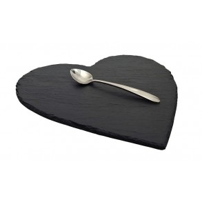 "Slate Serving Plate ""HEARTH"", different dimensions"