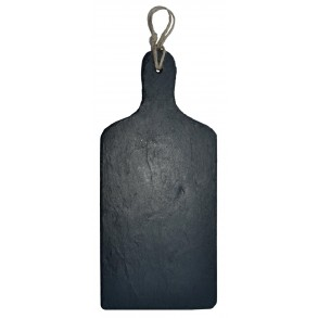 "Slate Serving Plate ""CUTTING BOARD"" 28x12,5 cm"
