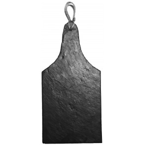 "Slate Serving Plate ""CUTTING BOARD I."" 29x14 cm"