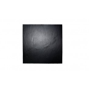 Slate Serving Plate 36x36 cm type F.