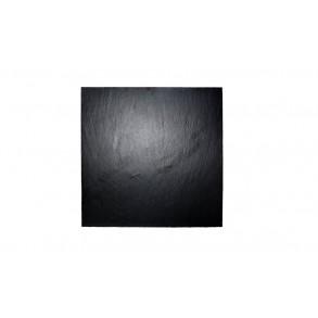 Servírovacia doska z bridlice 36x36 cm typ F.