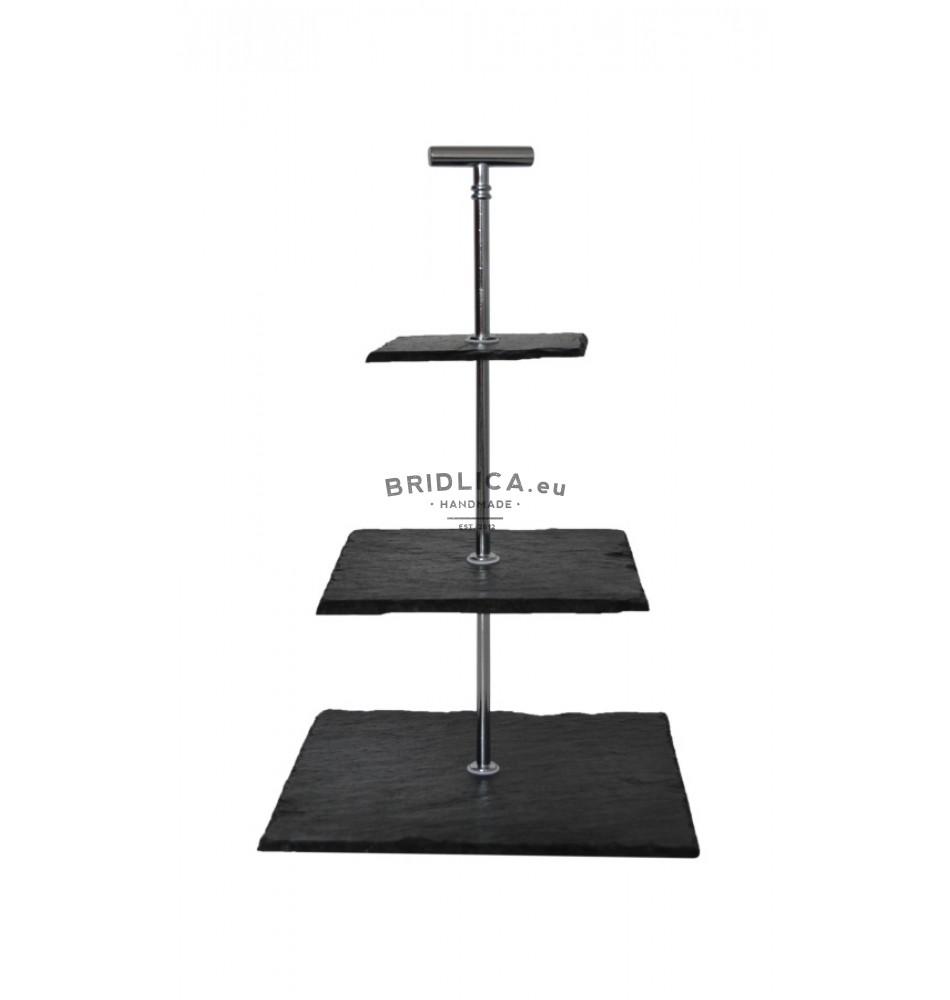 Cm X Cm Square Cake Stand