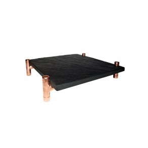 Slate Platter INDUSTRIAL 23x21 cm type A.