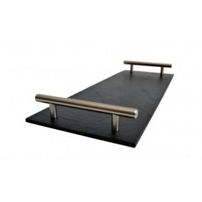 Podnos obdĺžnikový z bridlice EXCLUSIVE 44x16 cm