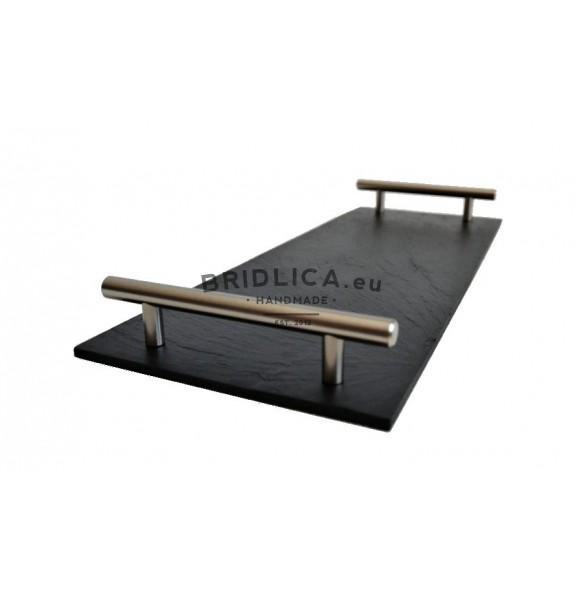 Rectangle Slate Platter EXCLUSIVE 44x16 cm - Platters