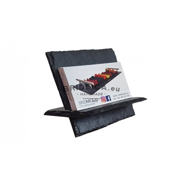 Business card stand III. - NEW PRODUCTS