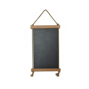 Hanging Slate Writing Board 21x33 cm