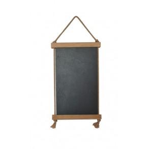 Závesná písacia tabuľka z bridlice 21x33 cm