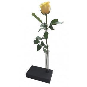 Váza z bridlice 15x9x17 cm typ C.